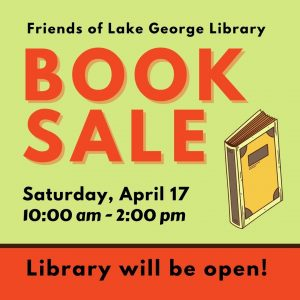 Friends of Lake George Library Book Sale @ Caldwell-Lake George Library