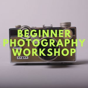 Beginner Photography Workshop with Cliff Oliver @ Caldwell-Lake George Library