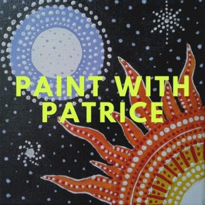 Paint with Patrice: Sun and Moon @ Caldwell-Lake George Library