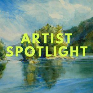 Artist Spotlight: Dolores Marinelli @ Caldwell-Lake George Library